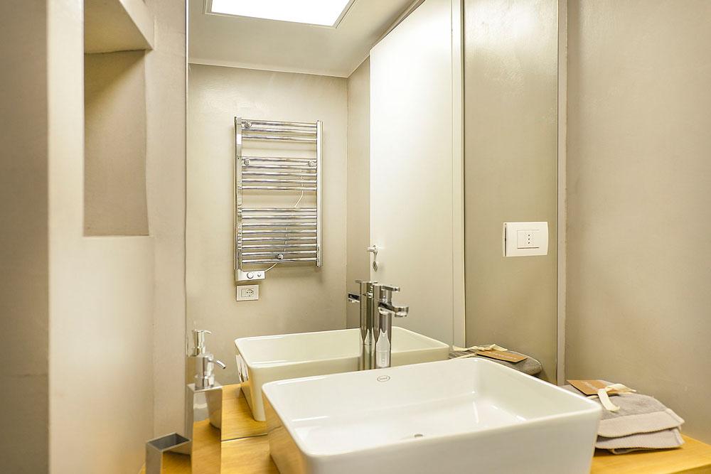 Bagno moderno interior design district en rose