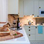 cucina dai cenni classici interior design district en rose