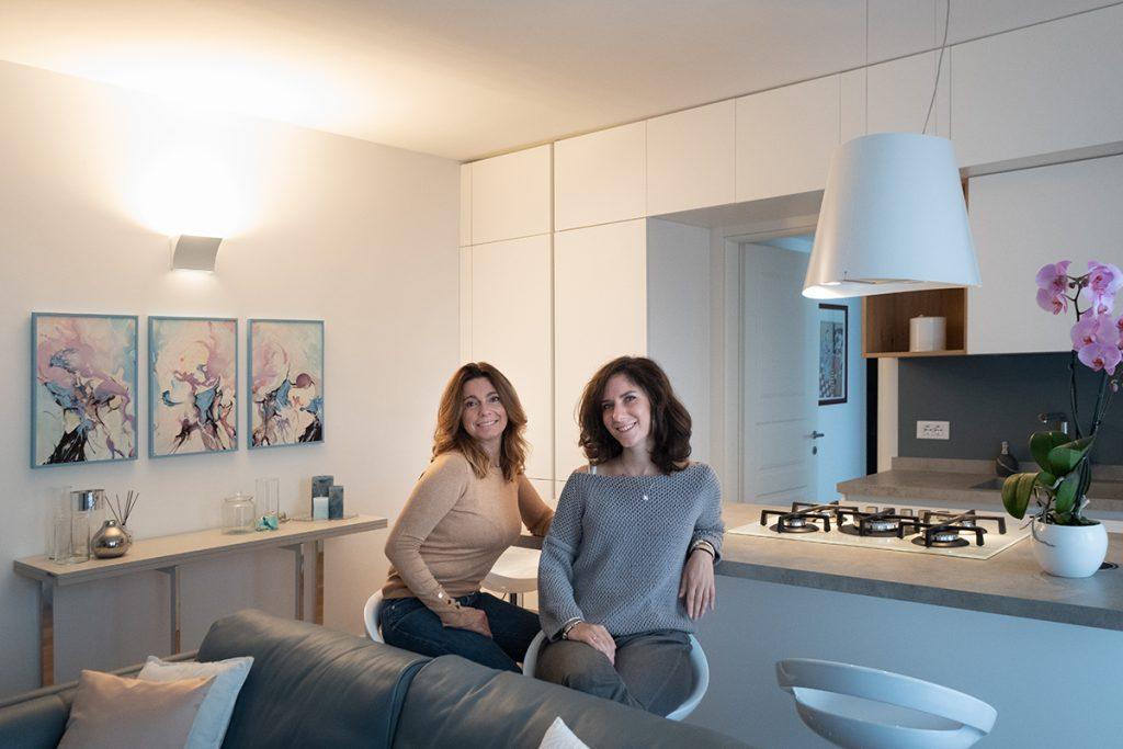 la nuova casa moderna di Martina