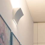 la nuova casa moderna di Martina Luci Flos