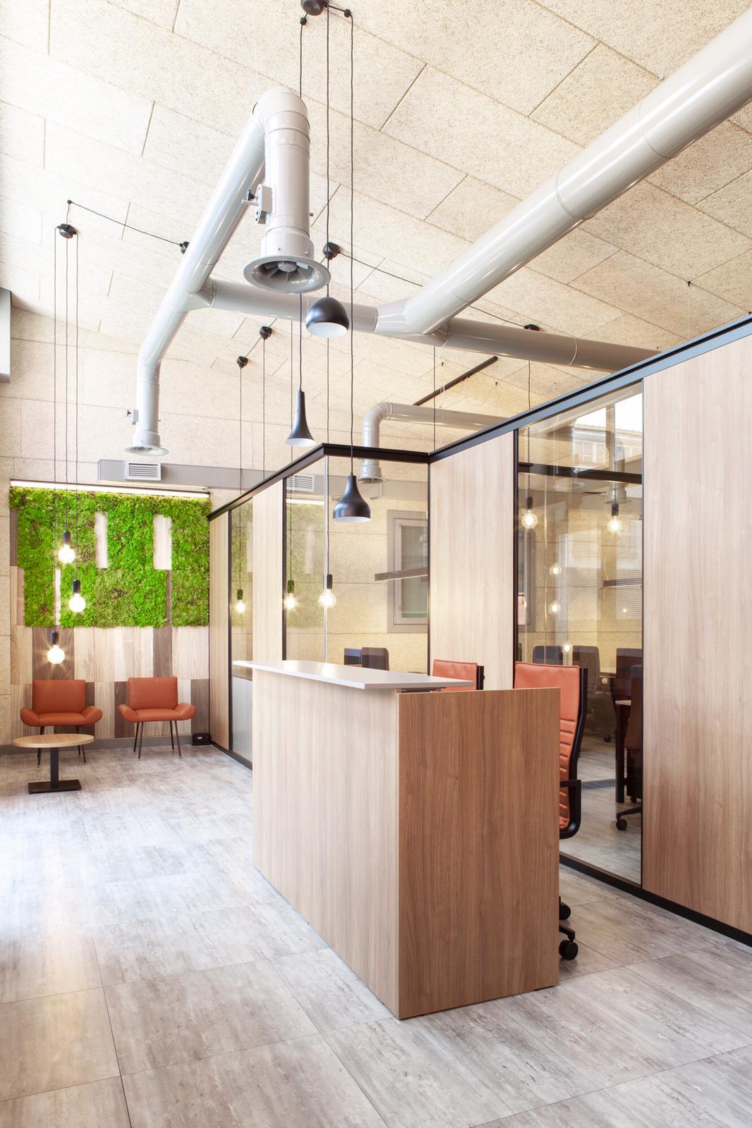Uffici in stile industrial_ingresso