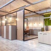 uffici in stile industrial_sala riunioni