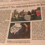Articolo Corriere della Sera Sabrina Lanza