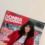 Donna Moderna copertina articolo Sabrina Lanza
