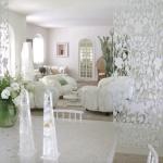 Forte dei Marmi studio interni soggiorno