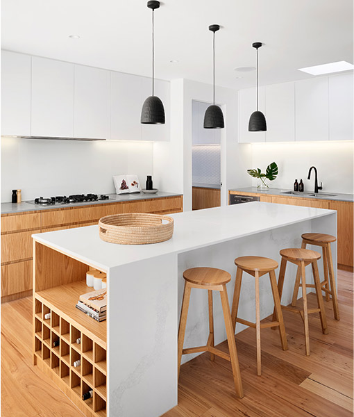 Kitchen light design