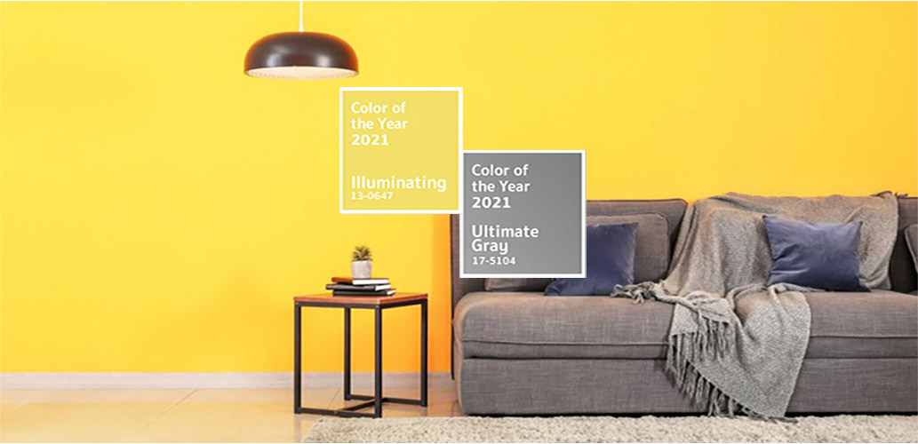 Color of The Year Pantone 2021