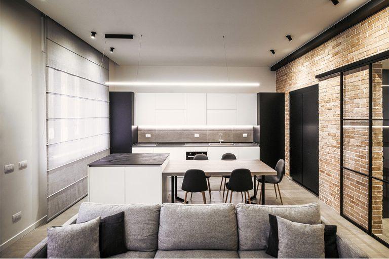 Cambio destinazione d'uso da ufficio a cucina industrial 2