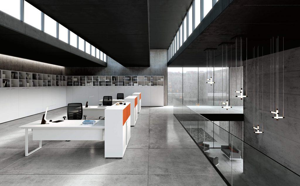 progettare ufficio post covid